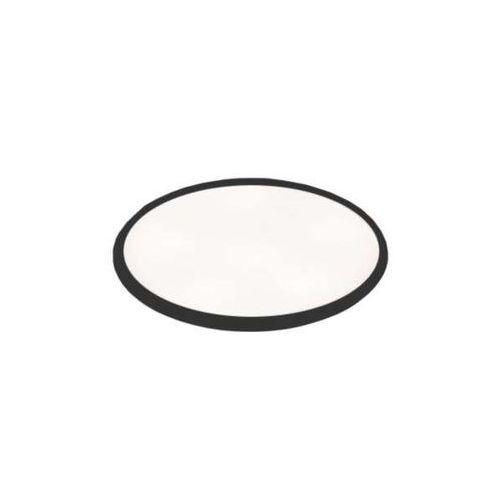 Wpust LAMPA sufitowa HOFU 3317/2G11/CZ Shilo podtynkowa OPRAWA okrągła oczko czarne (1000000341560)