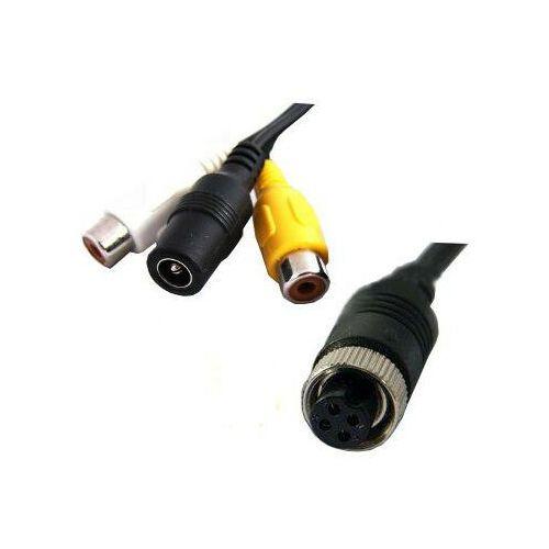 NVOX C010 KABEL 4PIN CHINCH Kabel przejściówka ze złącza 4PIN na chinch