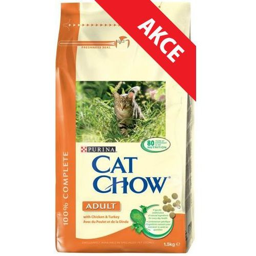 PURINA cat chow ADULT kurczak - 15kg, 2100492