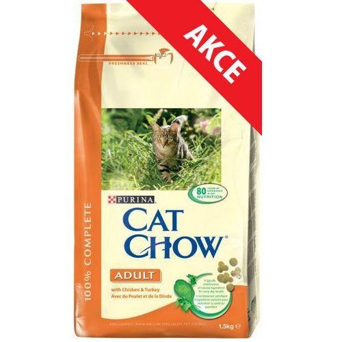 PURINA cat chow ADULT kurczak - 15kg