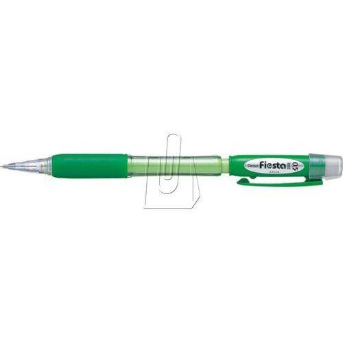 Ołówek automatyczny Pentel AX 125 (0,5mm) zielony (6938623920617)
