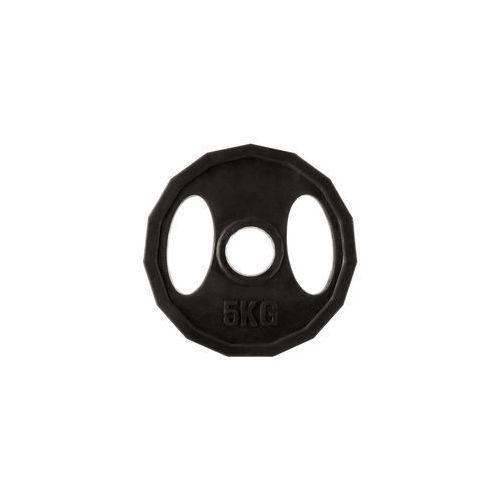Obciążenie olimpijskie ogumowane 5kg MW-O5g-OLI - Marbo Sport - 5 kg