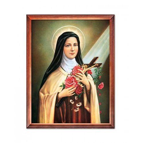 Obraz św. teresa od dzieciątka jezus marki Produkt polski