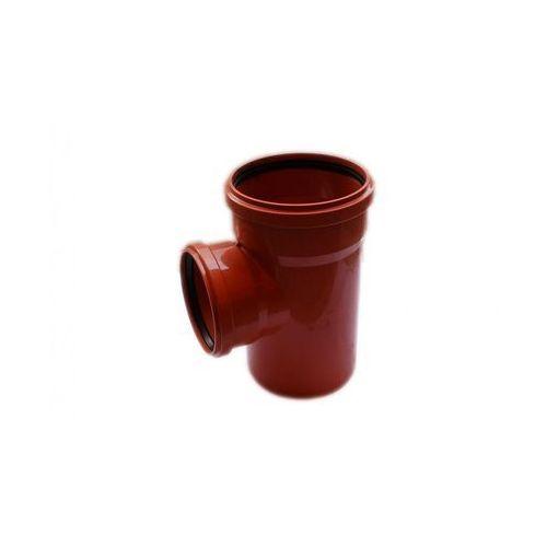 Trójnik kanalizacji zewnętrznej 200 x 160 mm/90° POLIPLAST