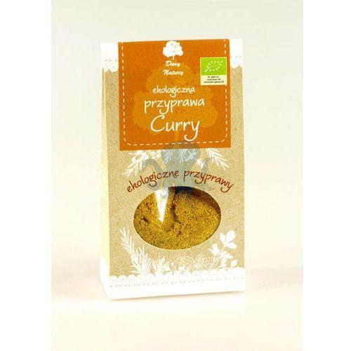 Curry eko 60g -  marki Dary natury