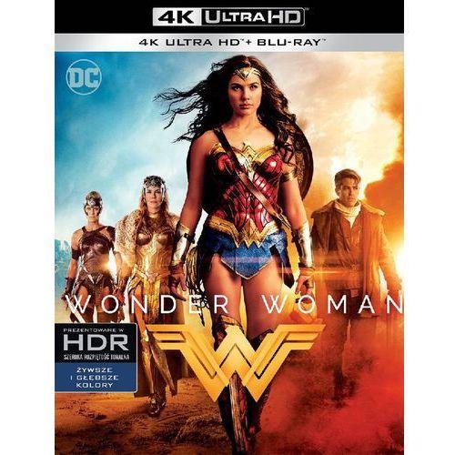 Wonder Woman 4K (Blu-ray) - Patty Jenkins. Najniższe ceny, najlepsze promocje w sklepach, opinie.