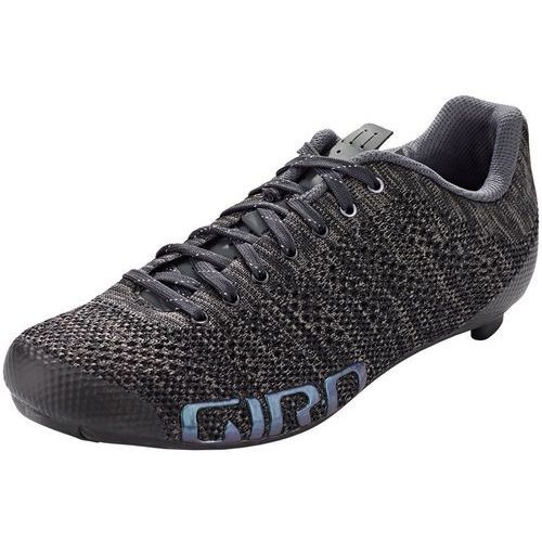 Giro empire e70 knit buty kobiety, black/heather eu 40 2019 buty szosowe zatrzaskowe (0768686192852)