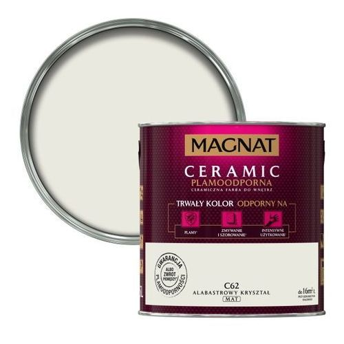 Farba Magnat Ceramic alabastrowy kryształ 2,5 l (5903973155393)