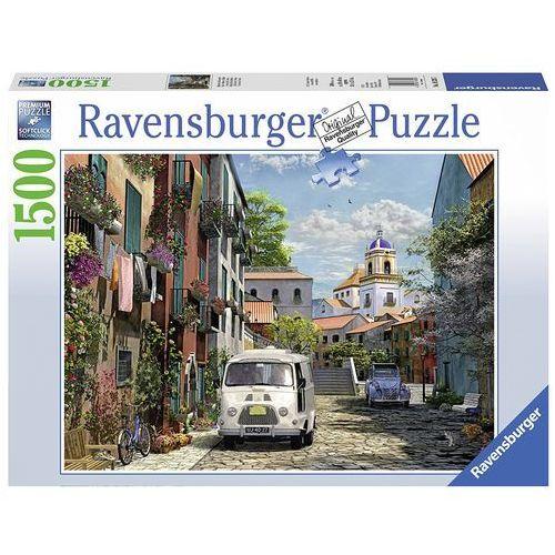 Puzzle 1500 Beztroskie południe Francji - Ravensburger (4005556163267)