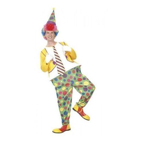 Klaun z Krawatem - M/L - stroje/przebrania dla dorosłych