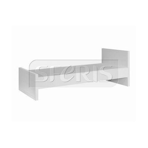 Łóżko 200x90 Pinio Lara perła wenge - 020-060-150 - produkt z kategorii- Pozostałe