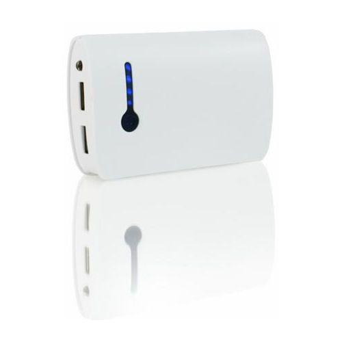 NonStop PowerBank AttoXL Biały 7800mAh Samsung - 7800 mAh Samsung \ Biały (5901812995889)