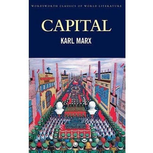 Capital: Volume One and Two (1168 str.)
