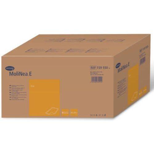 Podkłady chłonne z 6 warstw celulozy HARTMANN MoliNea E 60x60cm - 100szt.