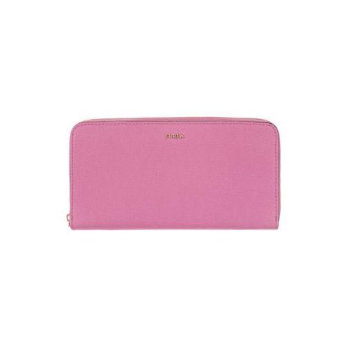 Furla babylon portfel różowy uni (8051510792369)