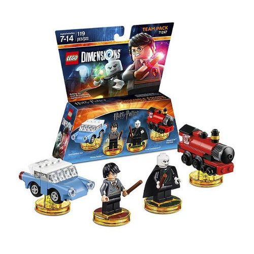 Avalanche studios Lego dimensions-team pack 71247 - harry potter