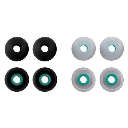 Wkładki do słuchawek HAMA Silikonowe Rozmiar L (8 sztuk) (4047443229403)