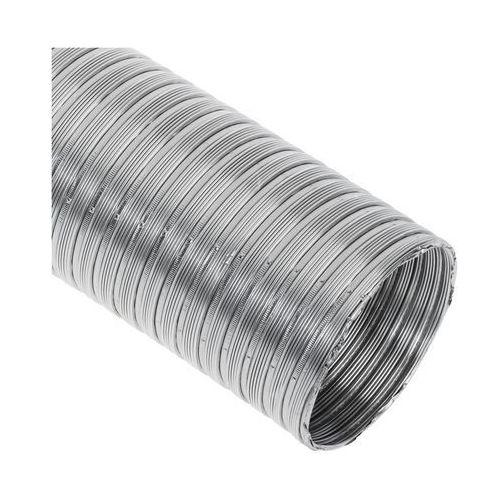 Rura odprowadzająca aluminiowa wentylacyjna 115 mm 2.7 mb marki Spiroflex
