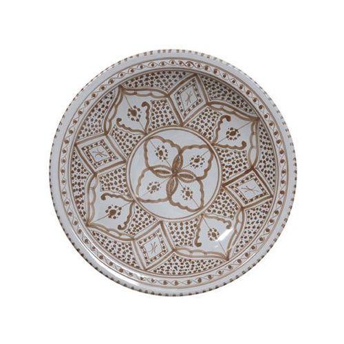duża miska w stylu marokańskim a - hk living ace6025 marki Hk living