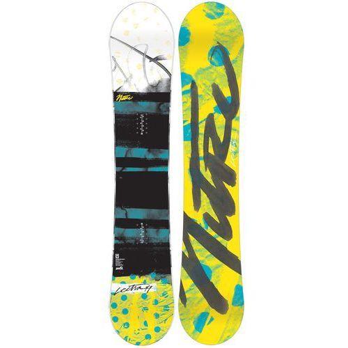 Nitro Nowa deska snowboardowa lectra bright 149cm