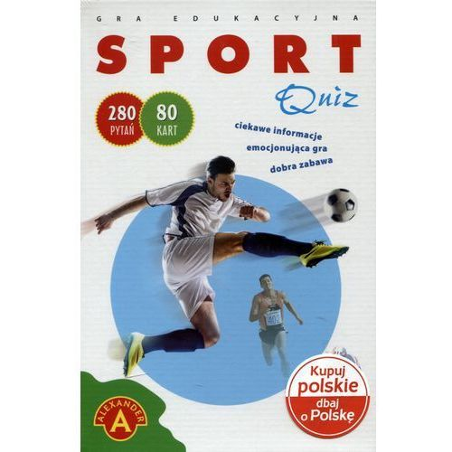 Gra ALEXANDER Quiz sport średni