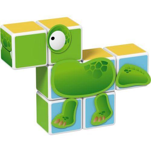 Tm Toys Magicube Zestaw Dinozaury - BEZPŁATNY ODBIÓR: WROCŁAW!