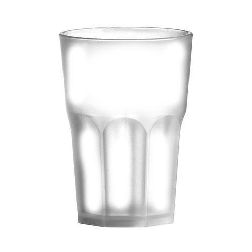 Szklanka z poliwęglanu 0,5 l, biała | TOMGAST, MB-45W