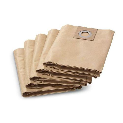 Karcher Papierowe worki filtracyjne 6.904-290.0- natychmiastowa wysyłka, ponad 4000 punktów odbioru!
