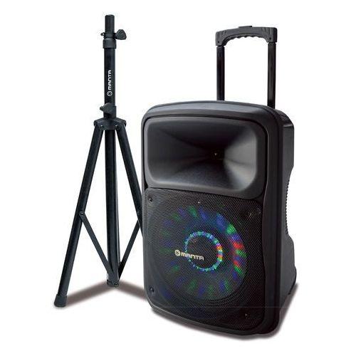 Manta System power audio spk5017 erie + darmowy transport! (5902510601942)