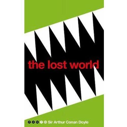 The Lost World - Arthur Conan Doyle, oprawa miękka