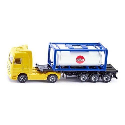 Siku, ciężarówka z kontenerem - Trefl z kategorii Ciężarówki
