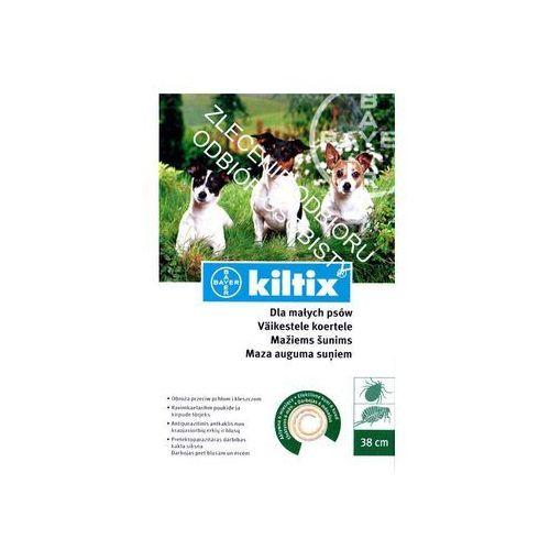 Bayer kiltix obroża mała 38cm + drontal 2 tab