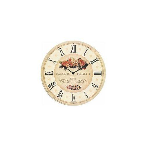 Zegar naścienny mdf #632 marki Atrix