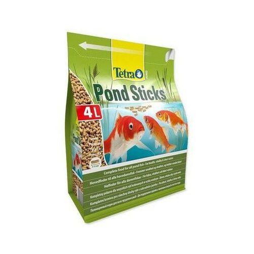 pond sticks 4 l podstawowy pokarm dla ryb w oczkach wodnych - darmowa dostawa od 95 zł! marki Tetra