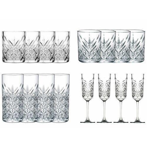 zestaw szklanek lub kieliszków timeless, 4 sztuki marki Vanwell