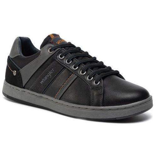 Sneakersy - marshall paso wm92120a black 062, Wrangler, 40-46