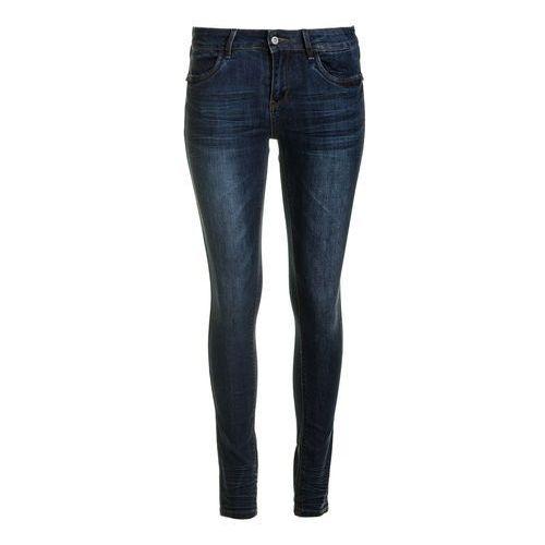 Timeout jeansy damskie 25/30 niebieski (8592469945234)