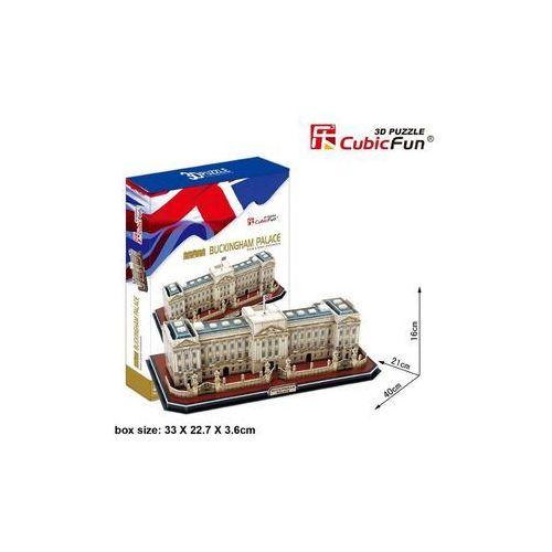 Cubicfun Cubic fun, puzzle 3d pałac buckingham (6944588201623)