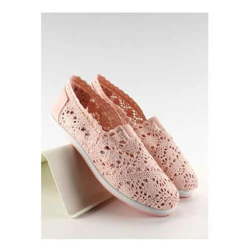 Trampki slip-on model bv07-p pink marki Inello