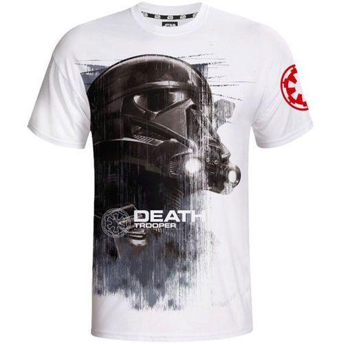 Koszulka GOOD LOOT Star Wars Death Trooper (rozmiar XL) Biały + Wybierz gadżet Star Wars gratis do zakupionej gry! + Zamów z DOSTAWĄ JUTRO!