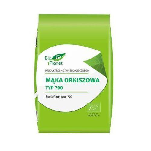 BIO PLANET 1kg Mąka orkiszowa Bio