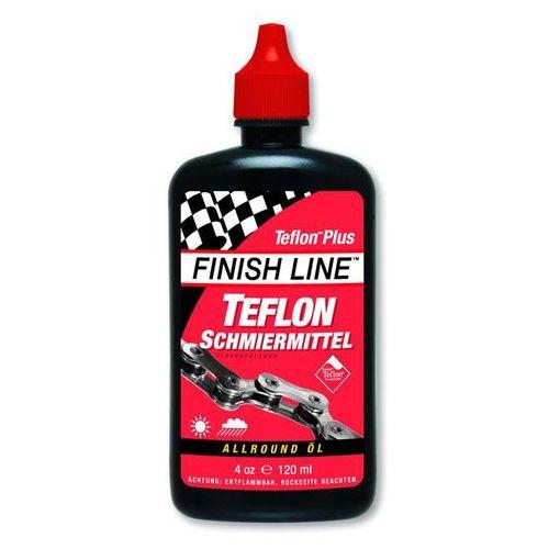 Finish Line Teflon Plus Czyszczenie i konserwacja 120 ml Lubrykanty (0036121102002)