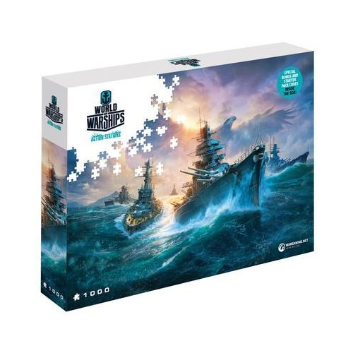 Puzzle 1000 World of Tanks. German Battleships (5907222426050)