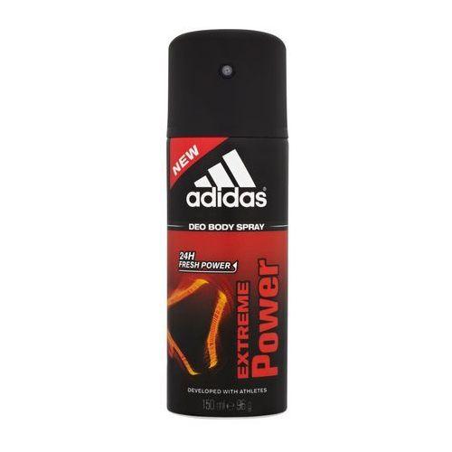 Coty Adidas dezodorant dla mężczyzn extreme power 150 ml