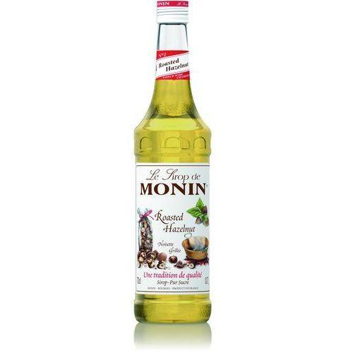 Monin prażony orzech laskowy 0,7 l. Najniższe ceny, najlepsze promocje w sklepach, opinie.