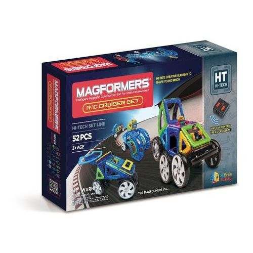 Klocki Magformers RC Cruiser