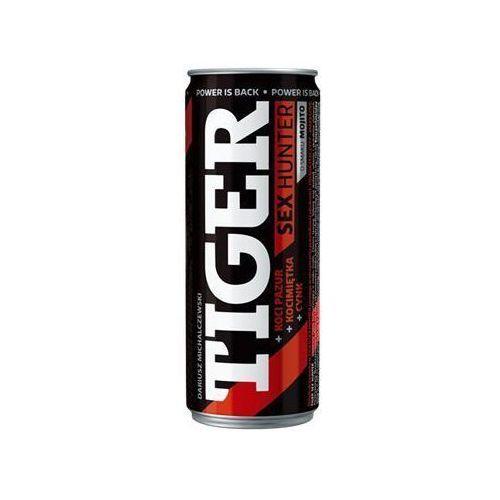 Napój energetyzujący Tiger Sex Hunter 250 ml
