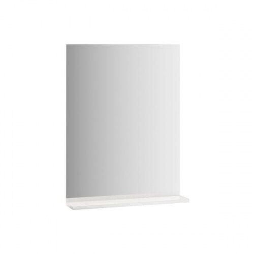 Ravak rosa ii 600 lustro z półeczką 60x78 cm, kolor biały x000000930 (8592626030780)