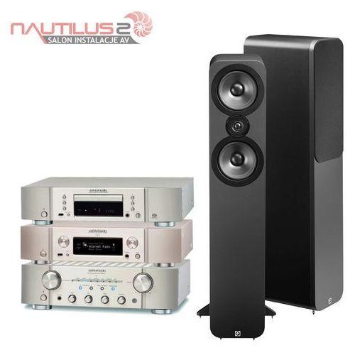 Marantz SA8005 + PM8005 + NA8005 + Q Acoustics QA 3050 - Dostawa 0zł! - Raty 30x0% lub rabat!