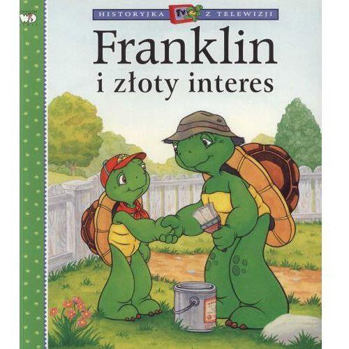 Franklin i złoty interes (9788371672682)